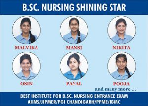 B.Sc. Nursing coaching in Chandigarh